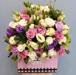 giỏ hoa sinh nhật đẹp nhất