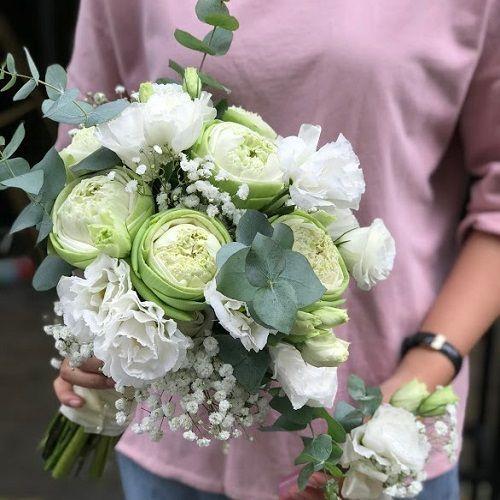 hoa cưới cầm tay 2