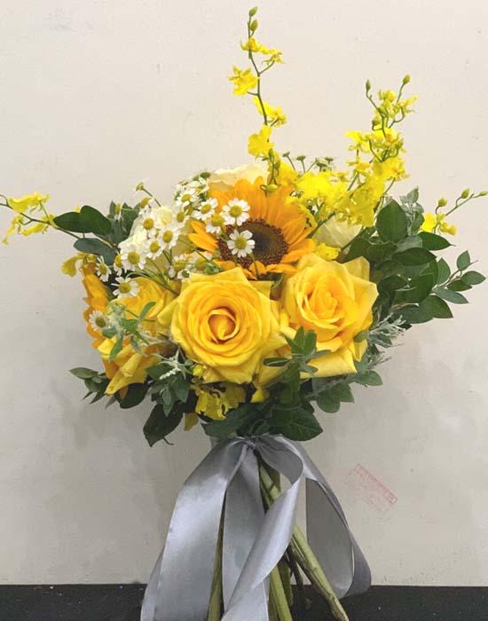 hoa cưới  cô dây đẹp nhất